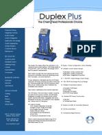 Duplex Plus - ChemFeed Professionals Choice brochure