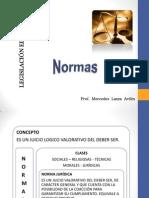 Normas Morales y Juridicas