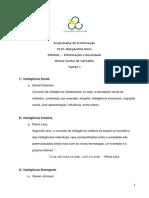 Tarefa 1 - Informação e Sociedade