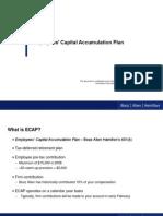 ECAP Basics
