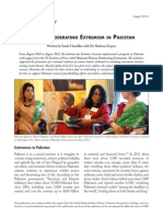 Policy Brief Women Moderating Extremism in Pakistan