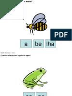 quantas sílabas tem a palavra
