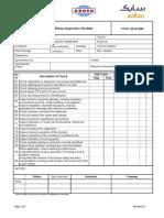 CNCEC-QF-06-E006- MV LV Switchgear Installation Inspection Checklist