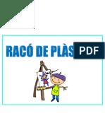 RACÓ DE PLÀSTICA