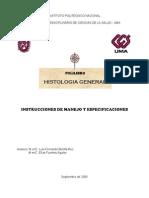 Manual Histologia Gen