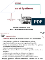 Signaux-systems