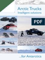 Arctic Trucks - Solutions for Antarctica