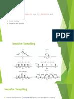 Signal Sampling