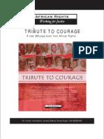 Tribute Book