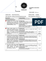 NEBOSH_Candidates Observation Sheet_Pritesh Bare