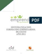 Sistematizacion 2da Fase Consultorio Empresarial