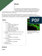 Microscopia Confocal – Wikipédia, A Enciclopédia Livre