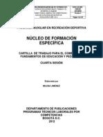 Fundamentos de Educación y Pedagogía