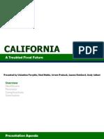 California Budget Deficit Analysis