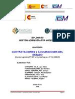 Contrataciones y Adquisiones Del Estado (2)