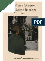 Greene Graham - El Decimo Hombre (1985)