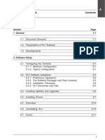 PL7 Installation Startup Guide