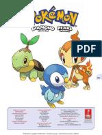 Pokemon Diamond & Pearl Prima Official Guide