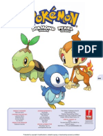 Pokemon Diamond & Pearl Prima Official Guide