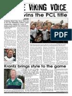 The Viking Voice, November 2004