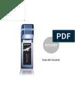 Kpc680 User Guide SP
