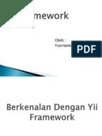 Yii Framework Untuk Pemula