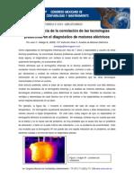 Termografia y Otras Tecnicas en Motores Electricos