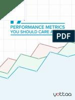 17 Web Performance Me17 Web Performance Metrics You Should Care Abouttrics