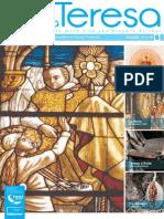 Santa Teresa di Gesù Bambino e la sua pioggia di rose