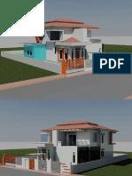 Contoh Hasil Karya                                      Gambar 3D