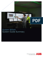 3BSE069079 a en System 800xA System Guide Summary