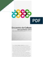 En Cuent Rode Cultura 2013