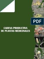 Cadena Productiva Plantas Medicinales