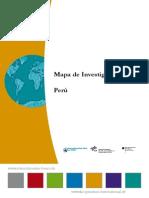 BMBF Mapa de Investigación Perú