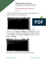 Crear Usuario Oracle (1)
