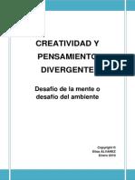 Creatividad y Pensamiento Divergente