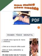 Exámen Físico Del RN