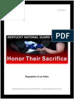 Kentucky National Guard Memorial