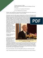 Robert Faurisson Interview - Dec 13th 2006