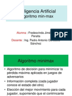 Algoritmo Min Max