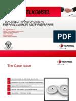 Telkomsel Case