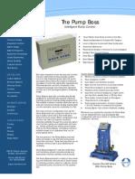 Pump Boss - Intelligent Pump Control brochure
