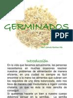 Germinados - Gaby Martinez