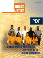 Visión Criminológica-Criminalística No. 2
