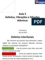 Aula 5 Defeitos Vibraes Difuses 20140424145406