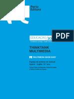 Thinktank Multimedia - Porto Editora