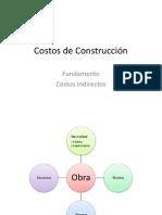Costos de Construccin