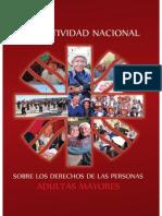 Normatividad Nacional sobre los Derechos de las Personas Adultos Mayores