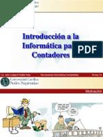 Introduccion a Las Herramientas Informaticas Para Los Contadores