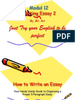 Modul 12. Writing Essay 2_PPT